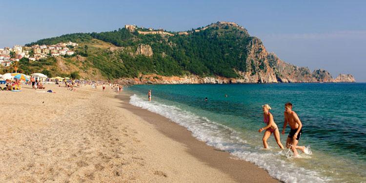 Alanya Avrupa' nın En Çapkın 10 Plajı Arasında!