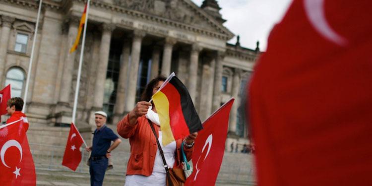 Almanya' da Türkiye Reklamları Yayınlanmayacak