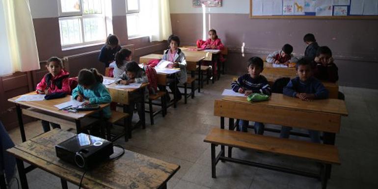 Bakanlıktan Köy Okulu'na Teknolojik Bir Destek
