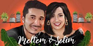 Youtuber Çift Meltem & Selim'in Süper Video'ları 2019