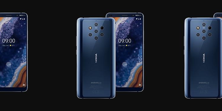 Nokia 9 Pureview 5 Kamerasıyla Meydanlarda!