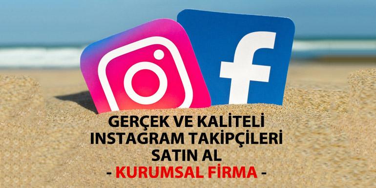 Kurumsal Firma'dan Instagram Gerçek Takipçi Satın Alın