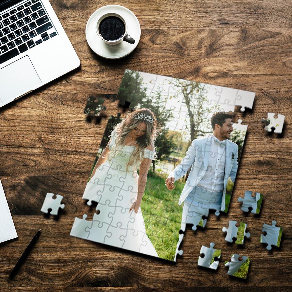 kişiye özel fotoğraf baskı puzzle yapboz