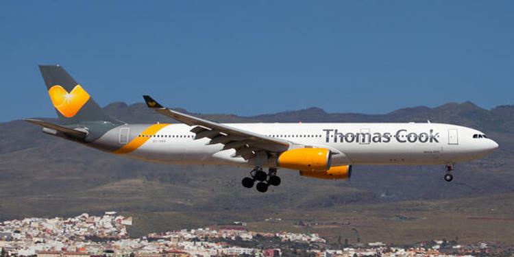 Thomas Cook Havayolu Şirketi Resmen Battı