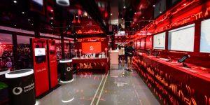 Vodafone'un Dijitalleşme Tırının İlk Durağı İşte Burası